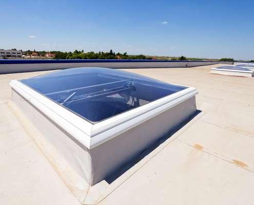 Sonnenschutz auf Kunststoffoberfächen