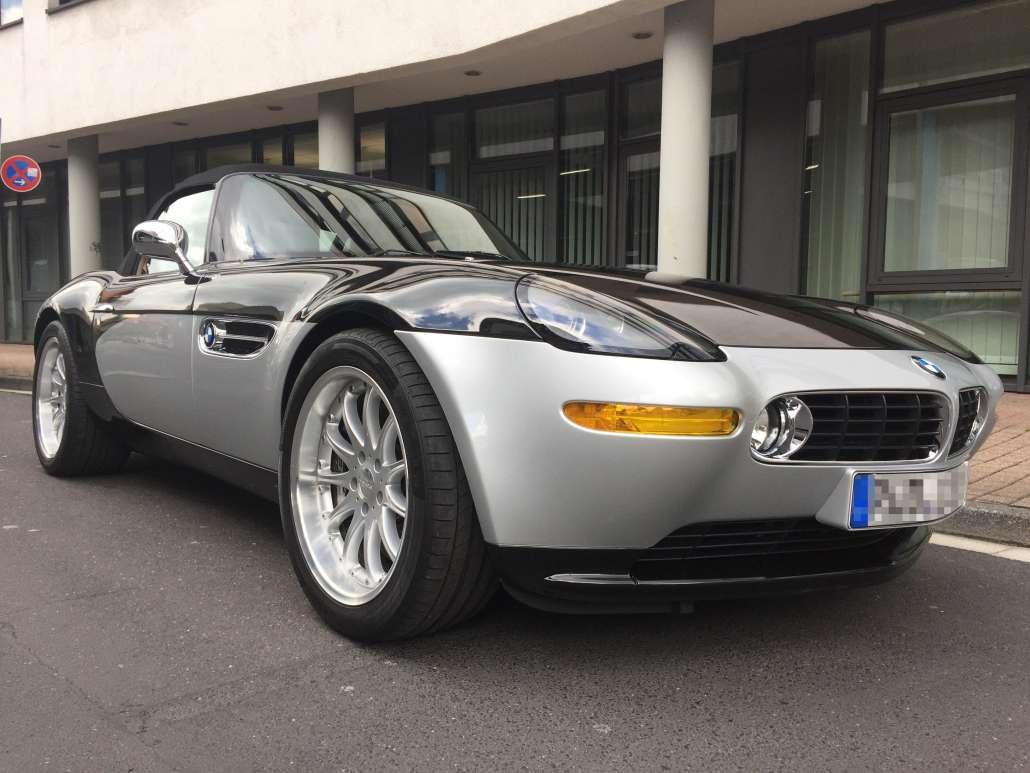 BMW Z8 Autofolie (9)