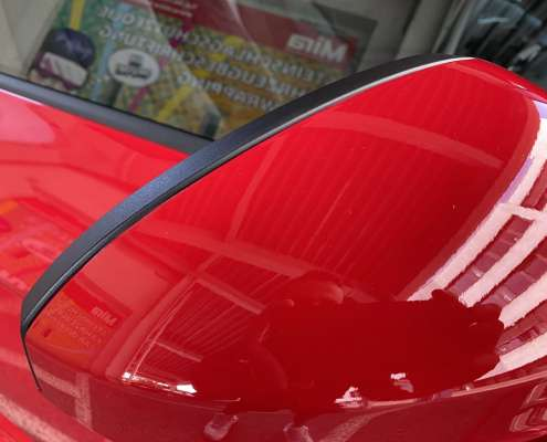 Audi TT Lackschutzfolie glanz und matt (13)