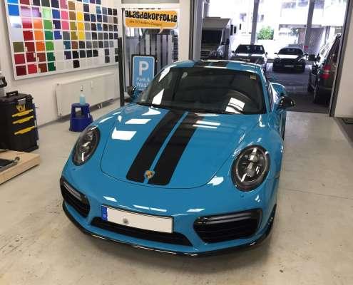 Lackschutz Porsche 911 Turbo