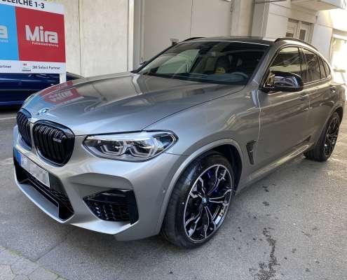 Lackschutzfolie BMW X4M (4)