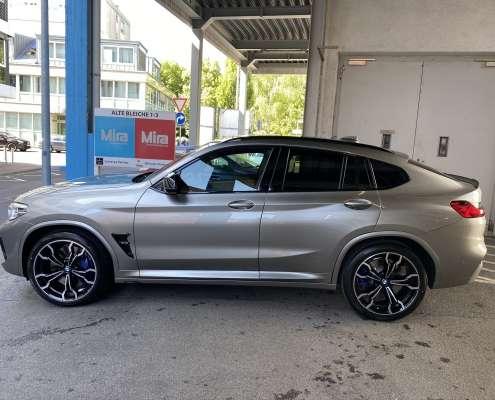 Lackschutzfolie BMW X4M (5)