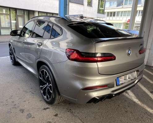 Lackschutzfolie BMW X4M (6)