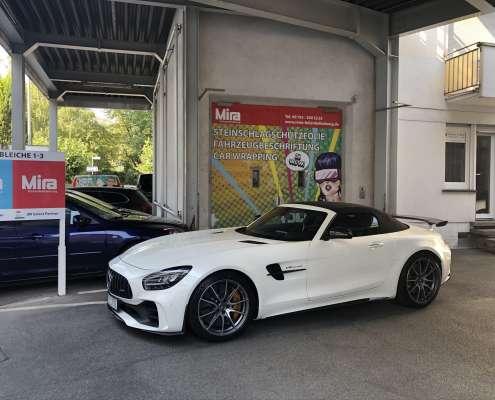 Mercedes AMG GT Lacksachutzfolie (3)