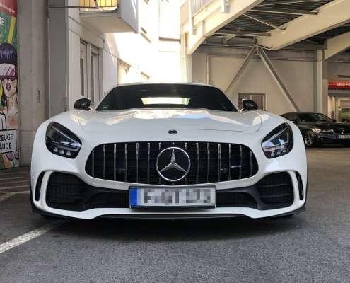 Mercedes AMG GT Lacksachutzfolie (6)