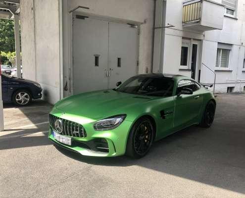 Mercedes GT matt (1)
