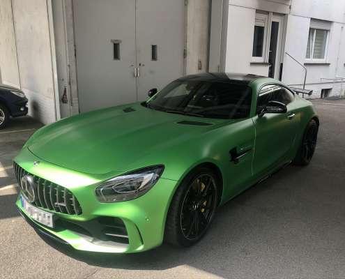 Mercedes GT matt (2)