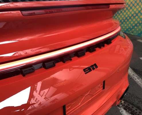 Porsche 911 992 Turbo S Steinschlagschutzfolie (9)