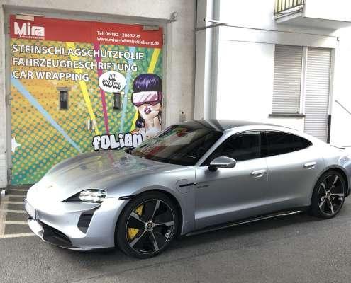 Porsche Taycan turbo s Steinschlagschutzfolie (18)