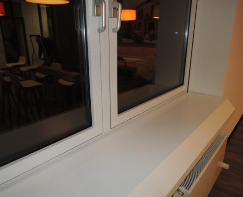 Fensterrahmen folieren (1)