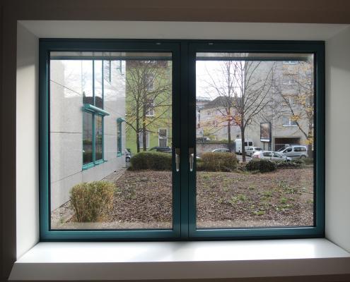 Fensterrahmen folieren (2)