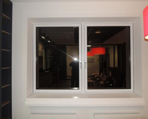 Fensterrahmen folieren (4)